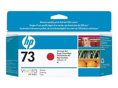 HP 73 130-ml Chromatic Red Ink Cartridge