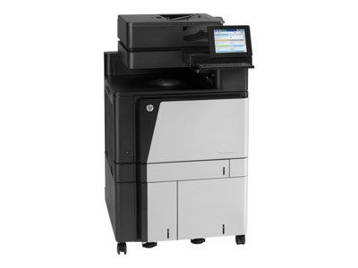 HP Colour LaserJet Enterprise Flow M880z+ Multifunction Printer