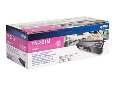 Brother TN-321M Magenta Toner Cartridge 1.5k Yield