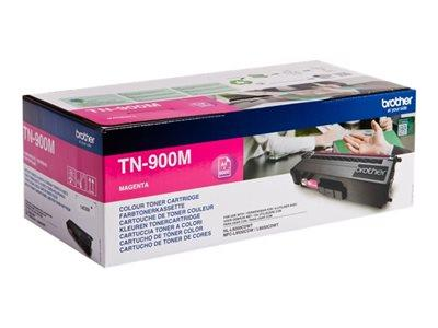 Brother TN-900M Magenta Toner Cartridge 6k Yield