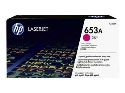 HP 653A Magenta Original Toner Cartridge