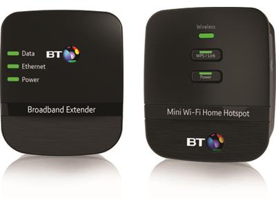 BT Mini Wi-Fi Home Hotspot 500 Kit