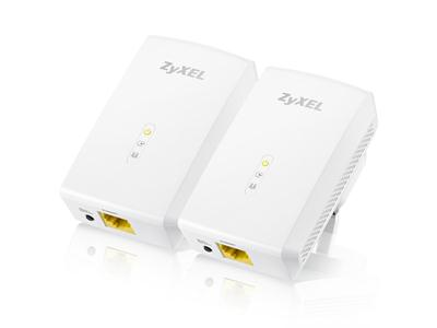 Zyxel PLA5206-GB0201F 1000Mbps Powerline Gigabit Ethernet Kit