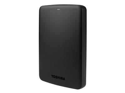"Toshiba 500GB Canvio Basics USB 3.0 2.5"" Portable Hard Drive"