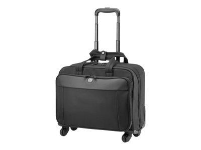 HP Business 4-Wheel Roller Case