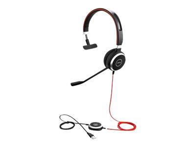 Jabra Evolve 40 Mono MS USB Headset