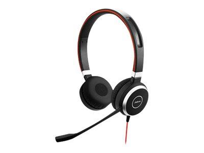 Jabra Evolve 40 UC Duo USB Headset