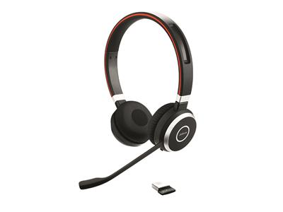 Jabra Evolve 65 MS Duo USB Headset