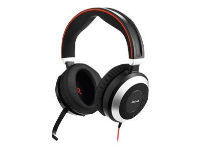 Jabra Evolve 80 UC USB Headset