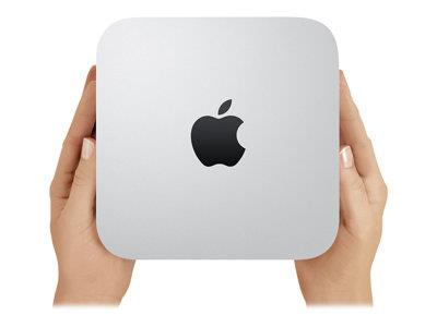 Apple Mac mini Intel Dual Core i5 2.6 GHz 8GB 1TB Iris Graphics OS X Yosemite