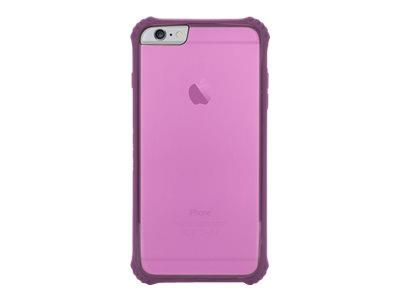 Griffin Survivor Clear Ultra-Slim with Drop Protection for iPhone 6 Plus - Purple