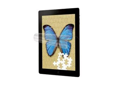 3M Natural View Fingerprint Fading Screen Protector for iPad 2/3/4