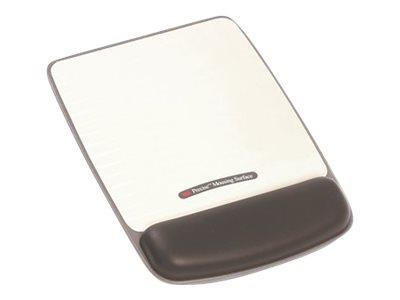 3M Platform for Mouse with Gel Leatherette Wrist-Rest