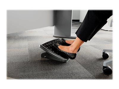 3M Adjustable Foot Rest in Charcoal Grey 55x35cm