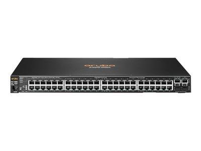 Aruba HP 2530-48 48 ports Managed Desktop/Rack-Mountable/Wall-Mountable Switch