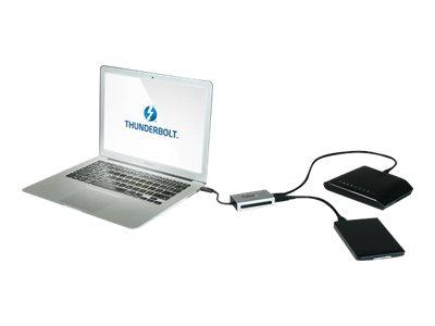 StarTech.com Thunderbolt to GbE + USB 3