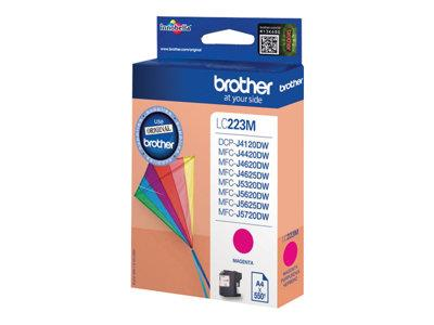 Brother LC223M Magenta Original Ink Cartridge