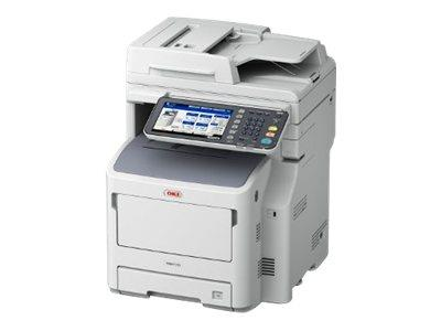 OKI A4 Mono Multifunction 52ppm Mono Laser Printer