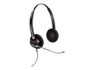 Plantronics EncorePro HW520V Duo Corded VoiceTube Headset