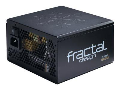 Fractal Design Intergra M (550W) Internal Power Supply Unit