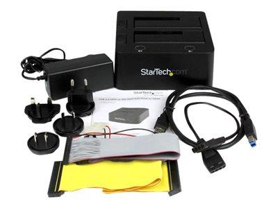 StarTech.com USB HDD dock for SATA & IDE