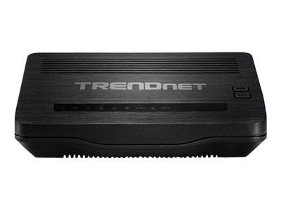 TRENDnet N150 Wireless N ADSL 2/2+ Modem Router