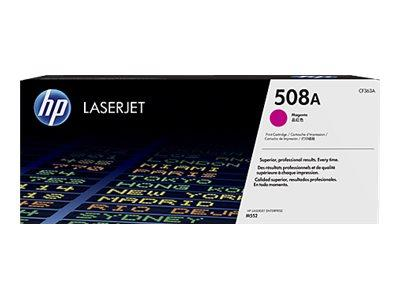 HP 508A Magenta Original Toner Cartridge