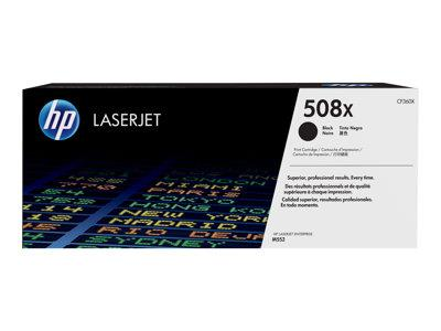 HP 508X High Yield Black Original Toner Cartridge