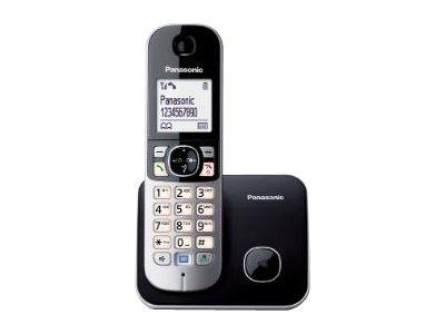 Panasonic TG6811 DECT Phone - Single
