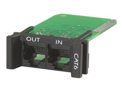 APC Surge Module for CAT6 or CAT5/5e