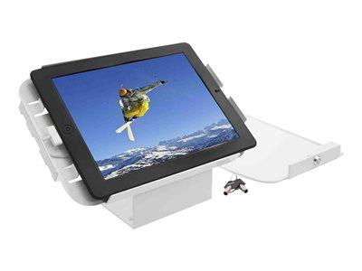Maclocks iPad Mini Space Kiosk - White