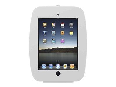 Maclocks iPad Space Enclosure Wall Mount - White