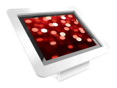Maclocks iPad Executive Enclosure Kiosk - White