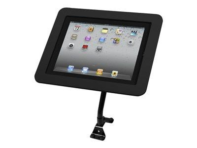 Maclocks iPad Executive Enclosure With Flex Arm - Black