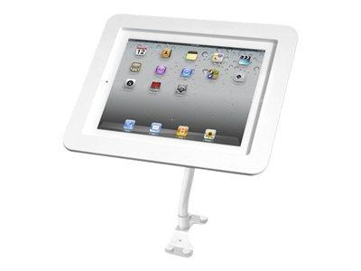 Maclocks iPad Executive Enclosure With Flex Arm - White