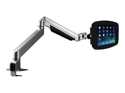 Maclocks iPad Mini Space Enclosure with Reach Articulating Arm-Black