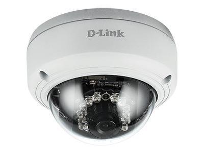 D-Link Vigilance Full HD PoE Dome Indoor Camera
