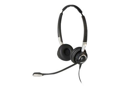 Jabra BIZ 2400 II 3-in-1 Duo Wideband (Unify) Headset Top Only