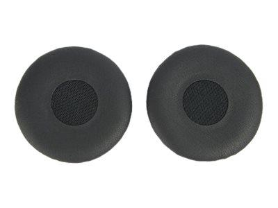 Jabra Earcushion leather for Jabra Evolve 20, 30, 40, 65 - 10 units