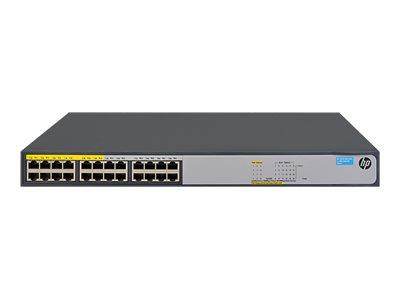 HPE 1420-24G-POE+ (124W) Switch