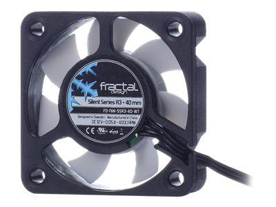 Fractal Design Silent Series R3 (40mm) Case Fan