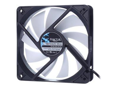 Fractal Design Silent Series R3 (120mm) Case Fan