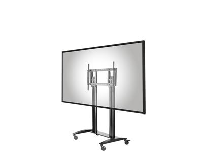 "Peerless-AV SR598 SmartMount Flat Panel Cart for 55"" to 98"" Displays"