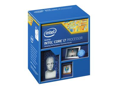 Intel Core i7-5775C 3.30GHz SKT1150 6MB Cache Broadwell Iris Pro Graphics Processor