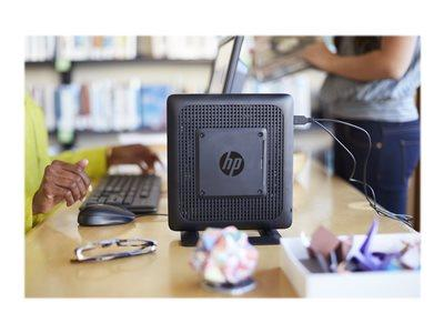 HP t620 Flexible Thin Client AMD GX-217GA 4GB 16GB Windows Embedded 8 Standard x64