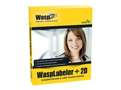 WASP Labeler +2D (Unlimited)