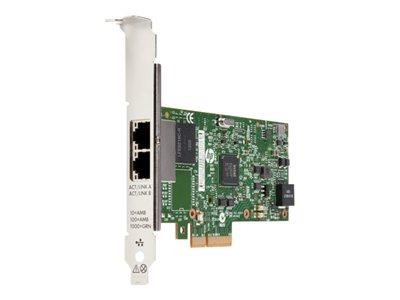 HPE HP 361T PCIe Dual Port Gigabit NIC