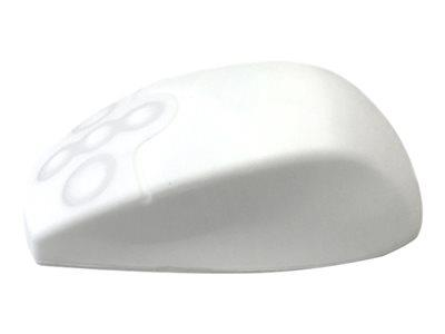 Ceratech AccuMed RF Wireless Mouse - Nanoarmour Sealed Mouse - White