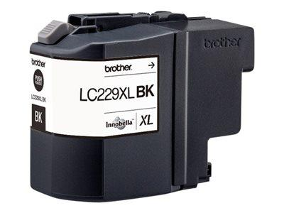 Brother LC229XL High Yield Black Ink Cartridge