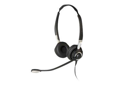Jabra BIZ 2400 II Duo MS Lync USB BT Headset